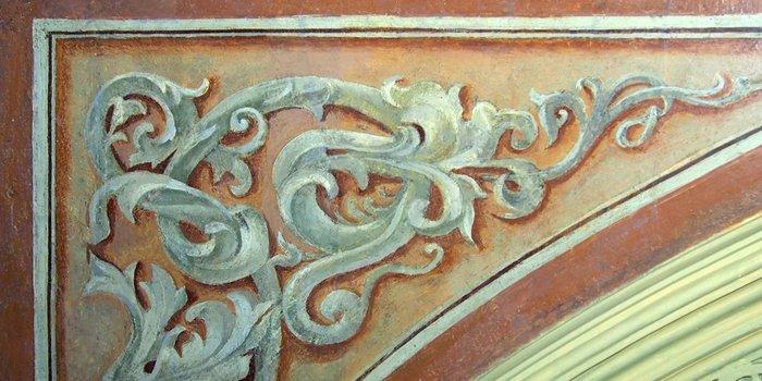 40 уникальных росписей восстановили в столичном храме XVII века