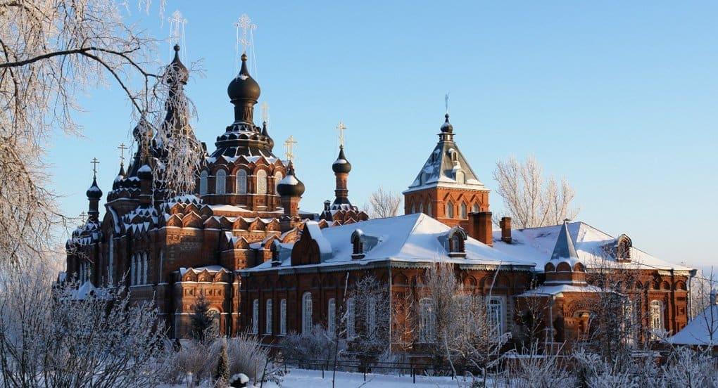 Шамординскому монастырю переданы все его строения