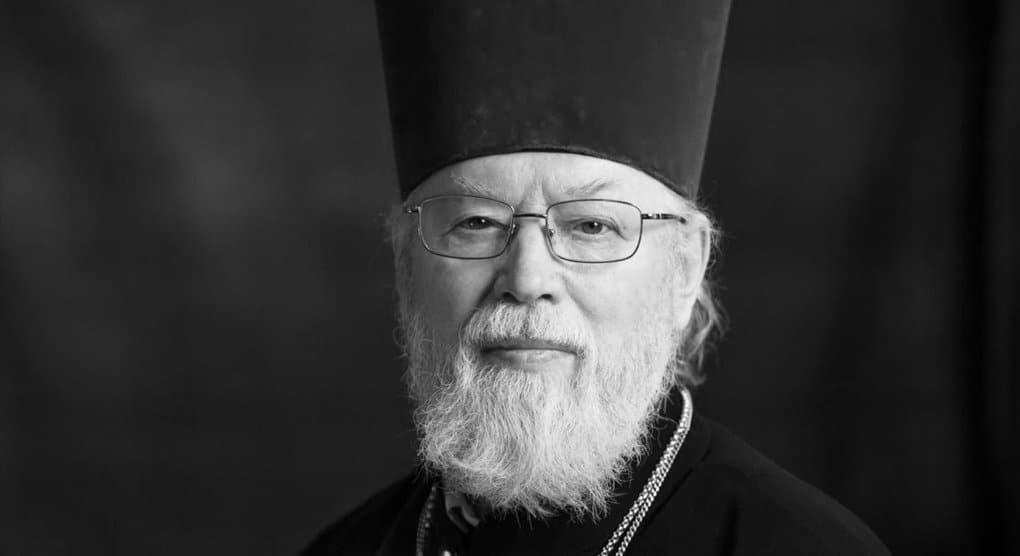 Преставился настоятель Казанского собора Петербурга протоиерей Павел Красноцветов