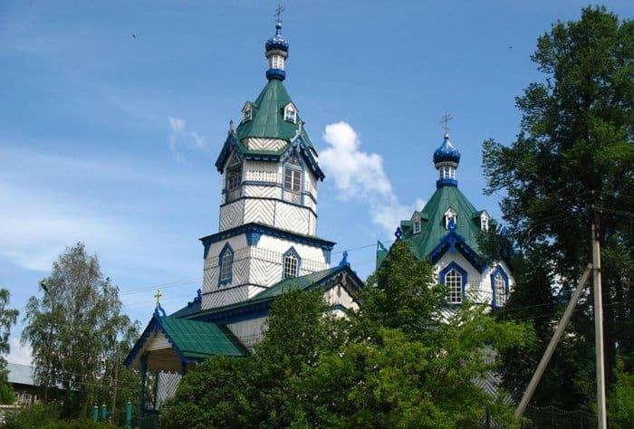Два храма Удмуртии признаны объектами культурного наследия регионального значения
