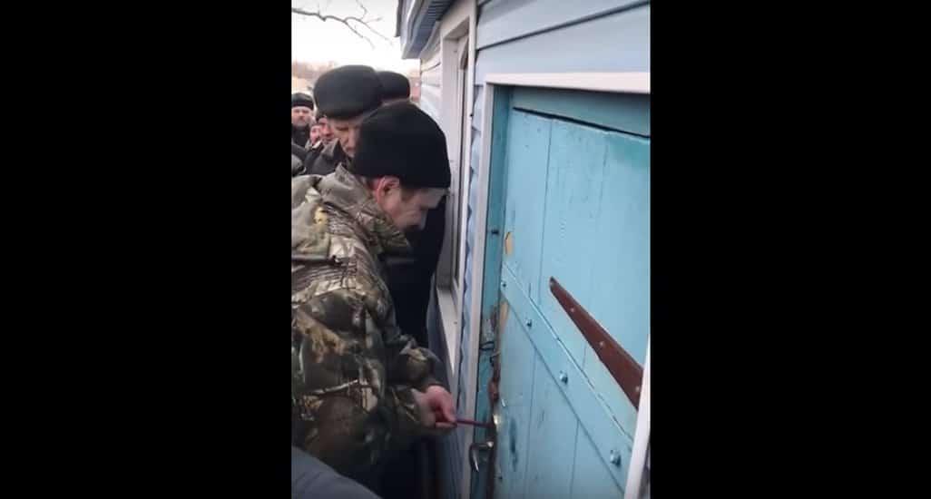 В Ровенской области раскольники захватили храм, в Киевской – захват сорвался