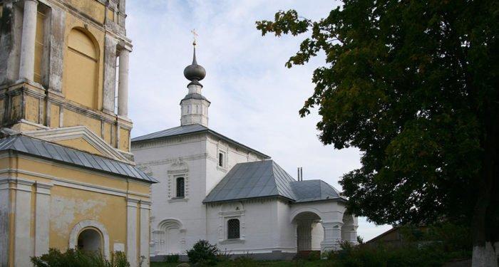 Русской Церкви вернули храм XVIII века в Суздале