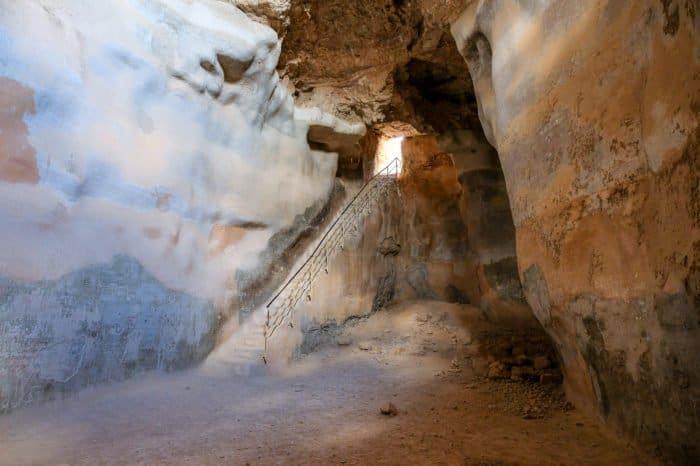 Иудейская пустыня в ожидании Пасхи: 20 потрясающих видов - фото 6