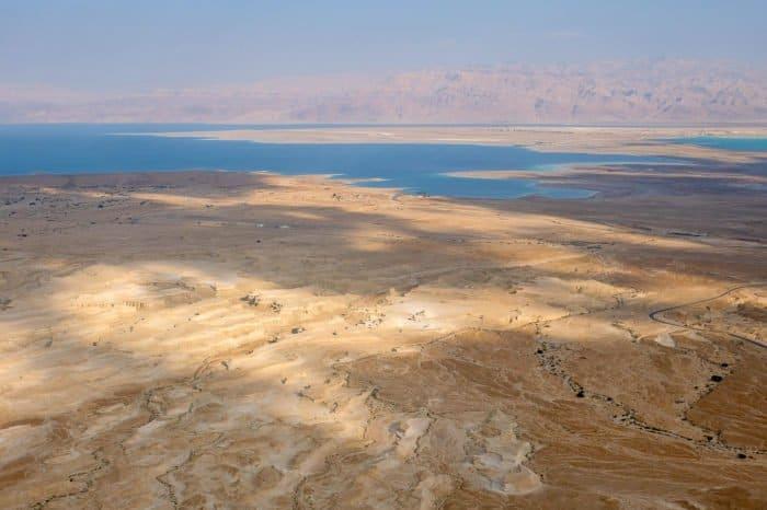 Иудейская пустыня в ожидании Пасхи: 20 потрясающих видов - фото 8