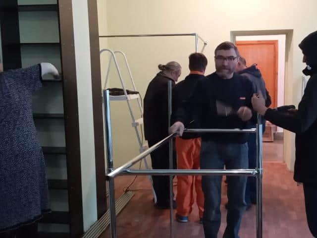 На средства грантового конкурса в Ессентуках модернизируют склад «Маме в помощь»