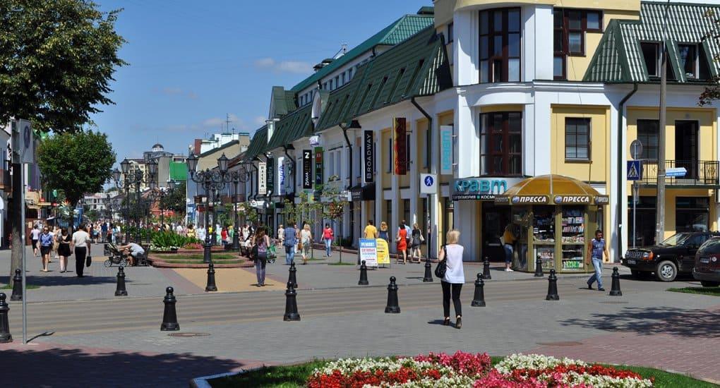 Белорусский Брест на один год стал культурной столицей СНГ