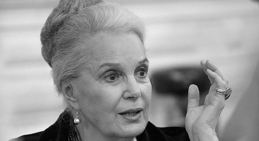 Умерла актриса театра и кино Элина Быстрицкая