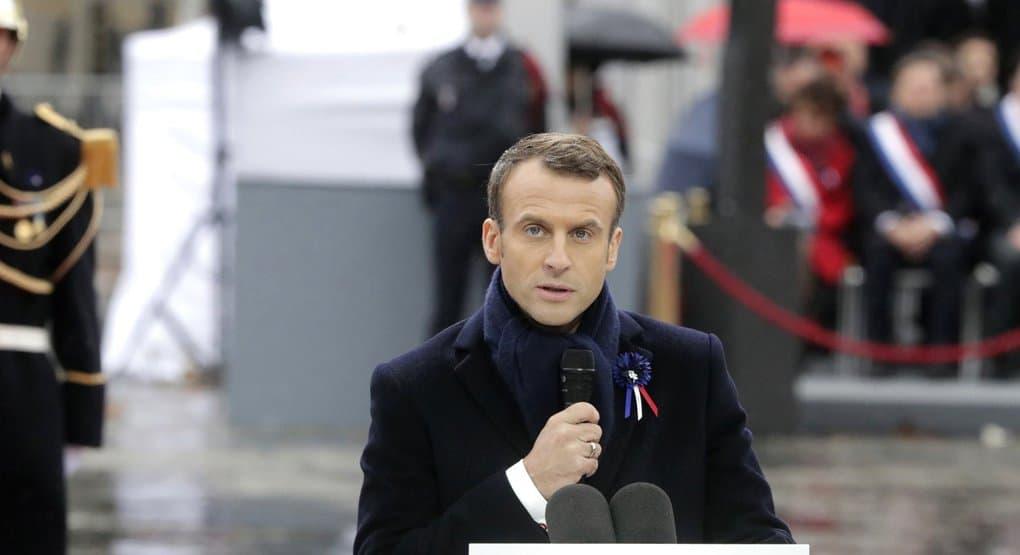 Мы все вместе восстановим собор, - Президент Франции Эммануэль Макрон