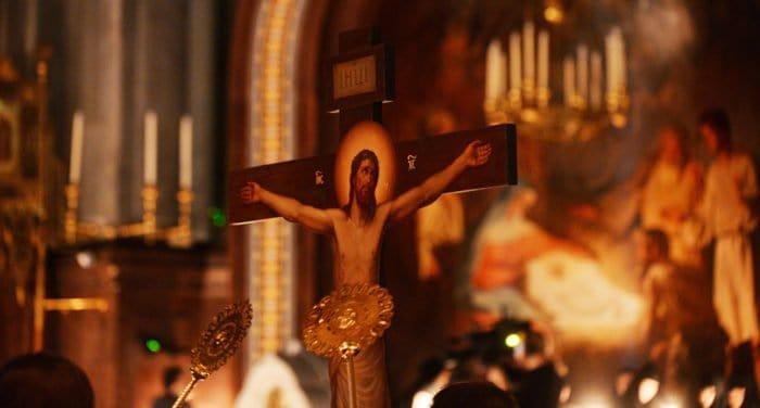 Синод принял документ о Пассии как элементе богослужения Русской Православной Церкви