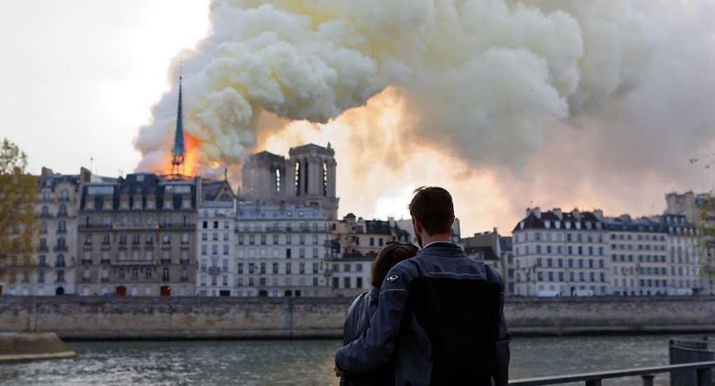 Наши молитвы сегодня со всеми французами, - Владимир Легойда