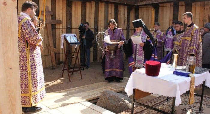При Морозовской детской больнице в Москве начали строить храм
