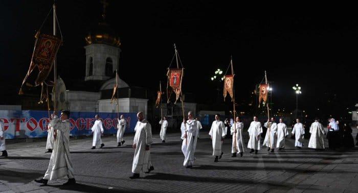 Православные готовятся встретить Пасху 2021