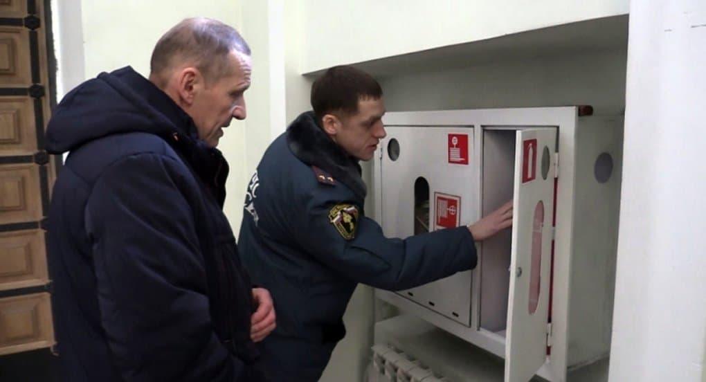 Глава МЧС России призвал усилить противопожарный контроль за объектами культурного наследия
