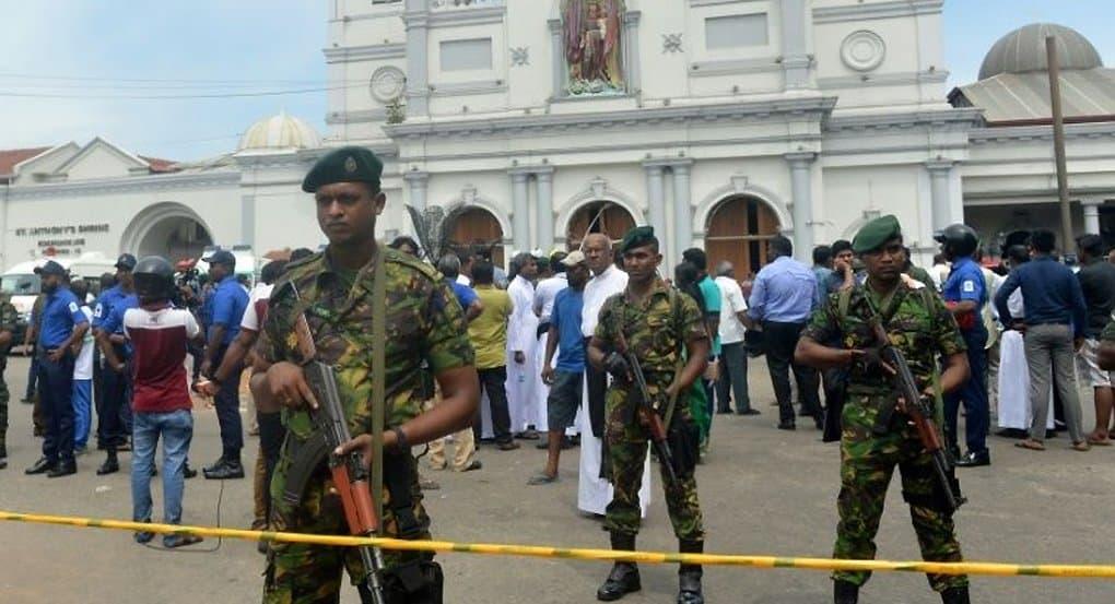 В день взрывов на Шри-Ланке прихожанин ценой жизни не пустил террориста в храм
