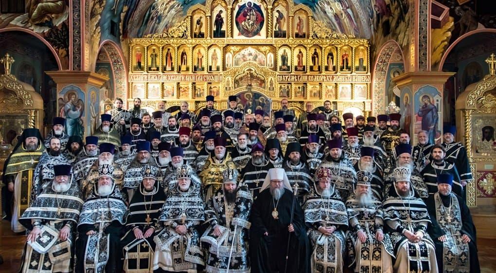 Духовенство Восточно-Американской епархии призвало власти Украины прекратить гонения на Украинскую Церковь