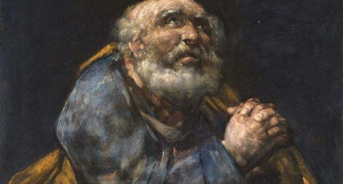Апостол Петр: отречение и раскаяние