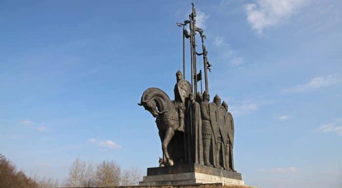 В России отмечают День воинской славы в память о победе в Ледовом побоище