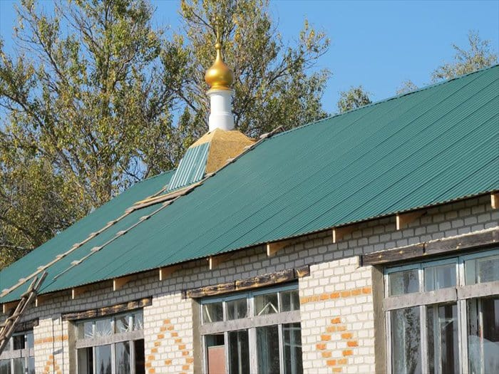 Внимание! Последние дни сбора на домовый храм при детском центре в Алехино