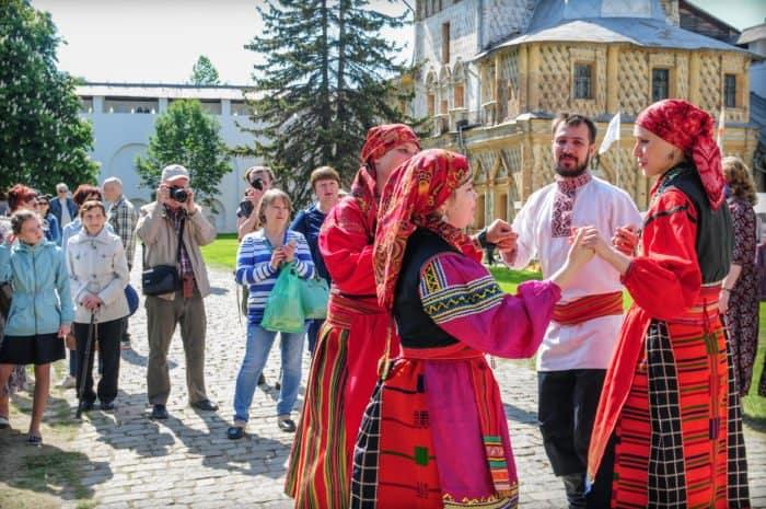 В Ростове процвели ремесла: фестиваль