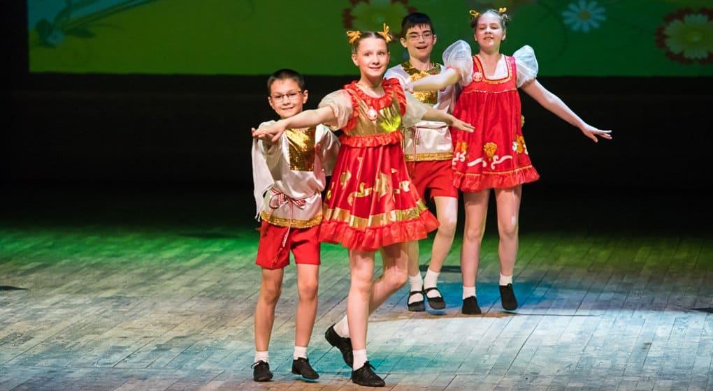 Более 250 ребят с инвалидностью выступили на уникальном православном фестивале детских соцучреждений