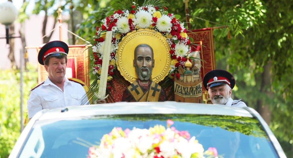 Праздник в доме святителя Николая на Можайской земле