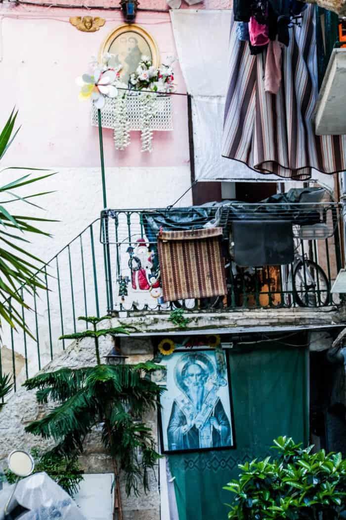 Бари: улицы, ведущие к святителю Николаю