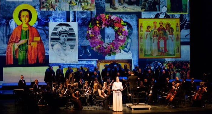 Уникальный спектакль-концерт о молодых святых представили в Петербурге
