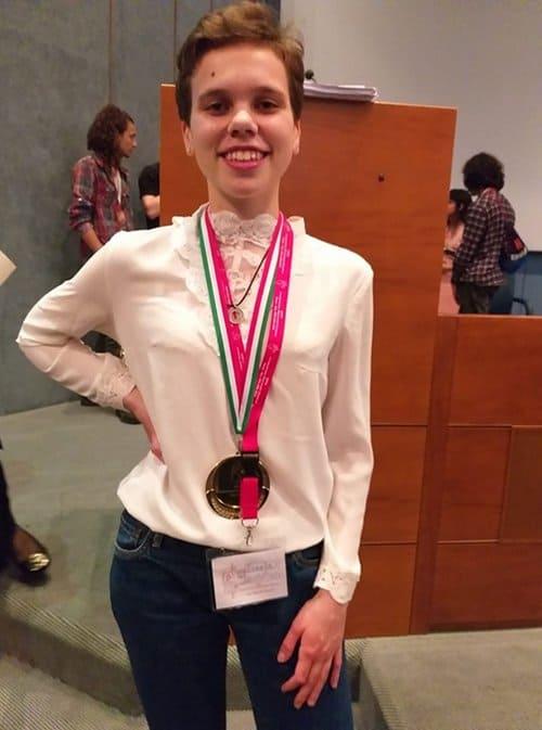 Школьница из Ставрополя завоевала золото на Международной олимпиаде по философии