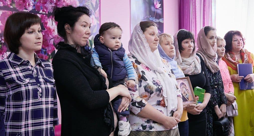 В Навашино Церковь открыла два кабинета помощи женщинам в трудной ситуации