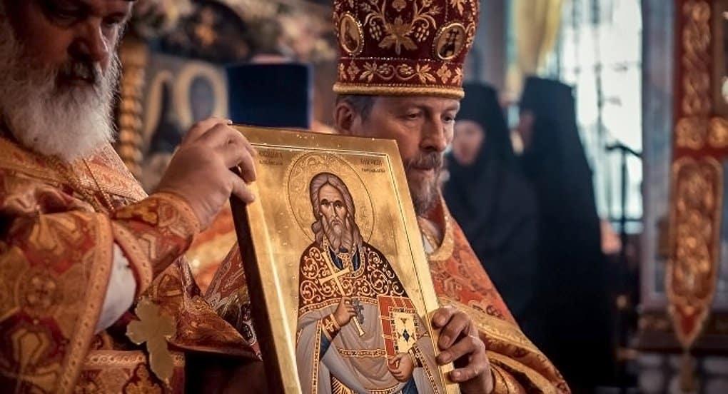 На Кубани прославили новомученика священника Григория Никольского