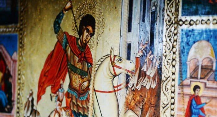 Церковь вспоминает великомученика Георгия Победоносца