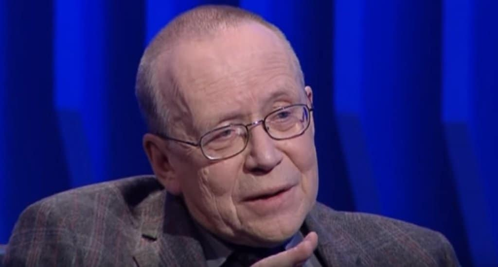 Юрий Вяземский станет гостем программы Владимира Легойды «Парсуна» 2 июня