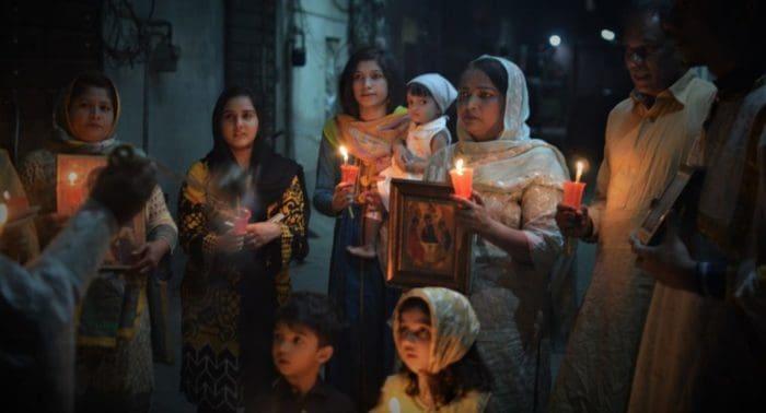Как встречают Пасху в Пакистане: фото и видео
