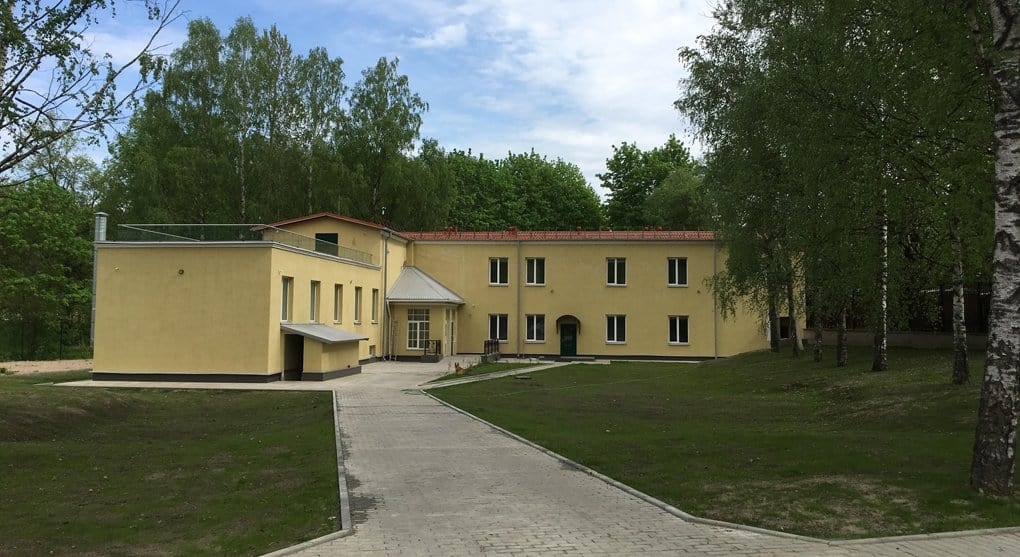 Новый стационар Детского хосписа в Павловске готовится принять первых подопечных