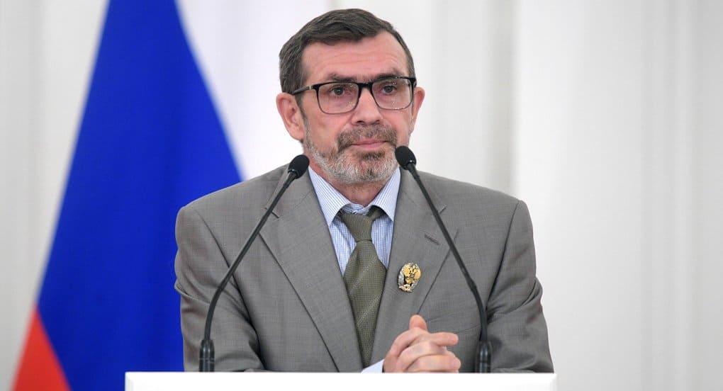 Писатель Павел Басинский стал лауреатом Госпремии России