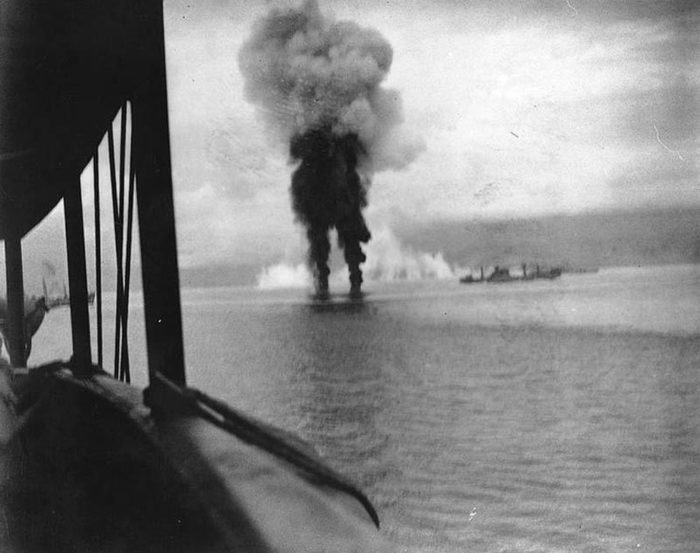 Битва за Гуадалканал. 1943