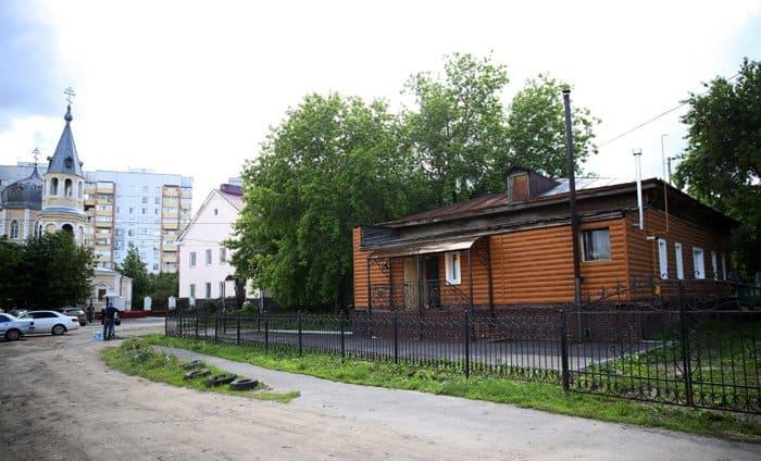 Центр гуманитарной помощи нуждающимся открыла Церковь в Омске