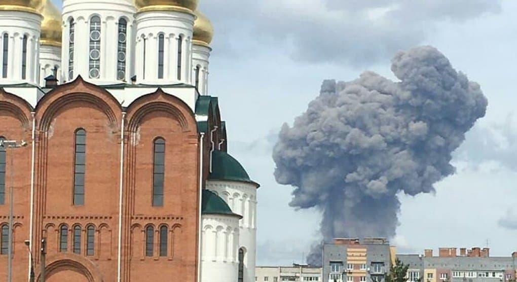 Священники навестили пострадавших от взрывов на заводе в Дзержинске