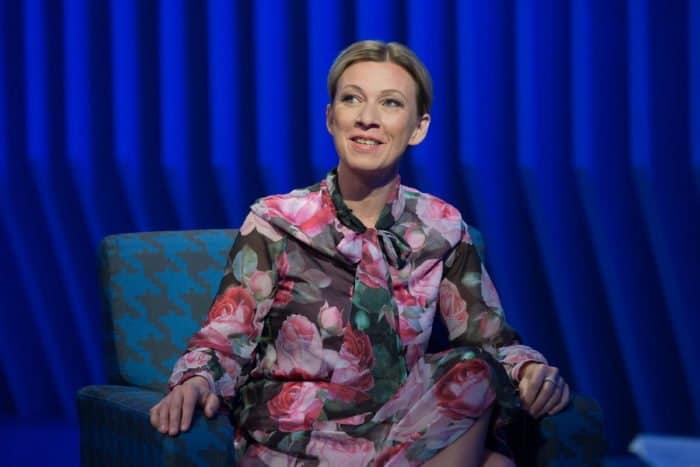 """""""Мне очень хочется относиться к ребенку так, как будто передо мной западный партнер"""", - Мария Захарова"""