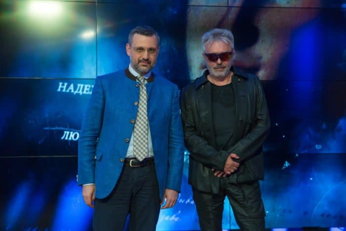 Константин Кинчев: