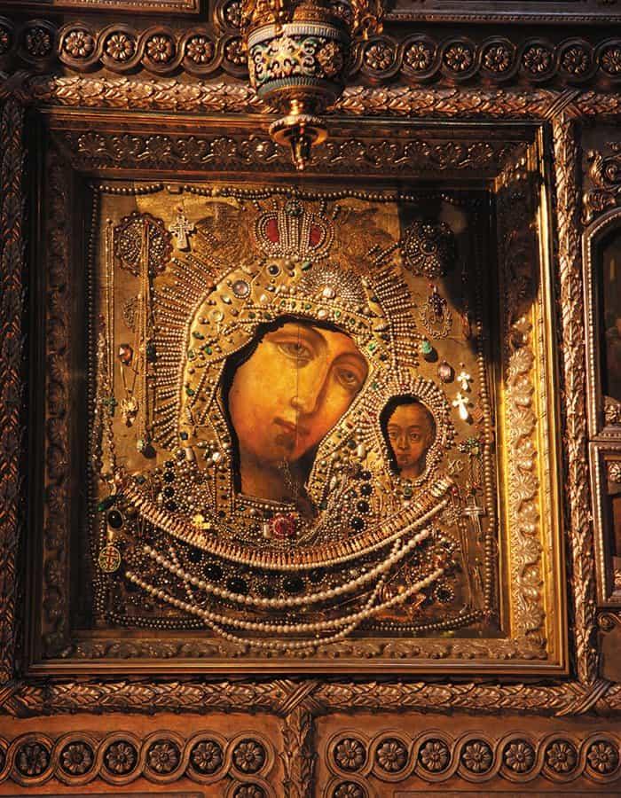 Казанский собор  Казанская Божья Матерь Казанский Собор