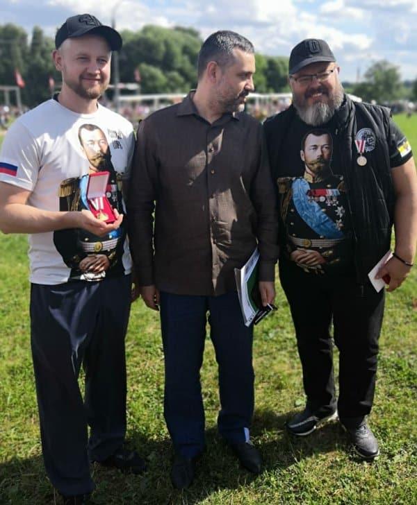 Владимир Легойда вручил церковные награды основателям Движения «Сорок Сороков»