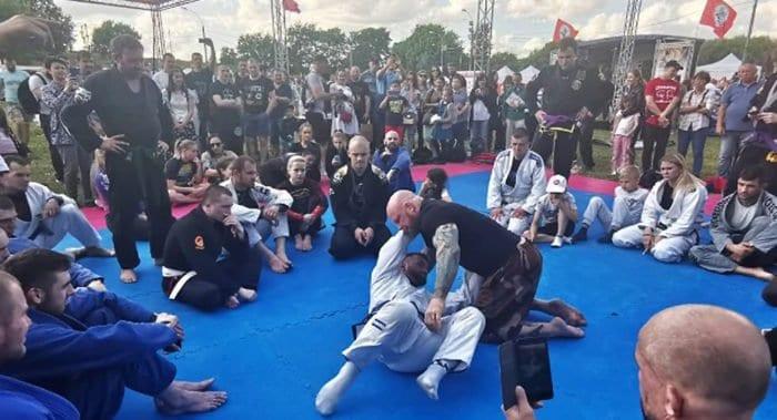 Рекордные 15 тысяч человек собрал фестиваль «Православие и спорт» в Коломенском