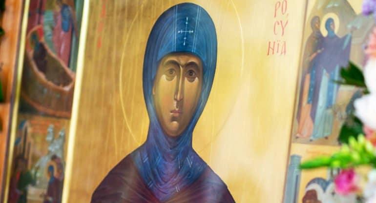 Церковь вспоминает преподобную Евфросинию Полоцкую