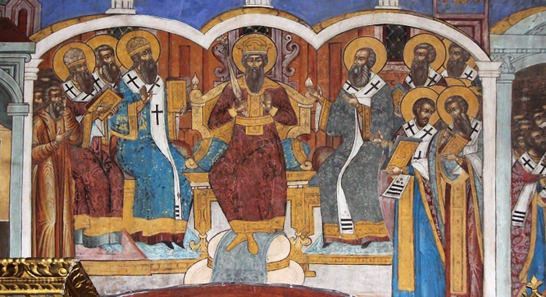 Церковь вспоминает II Вселенский Собор 381 года