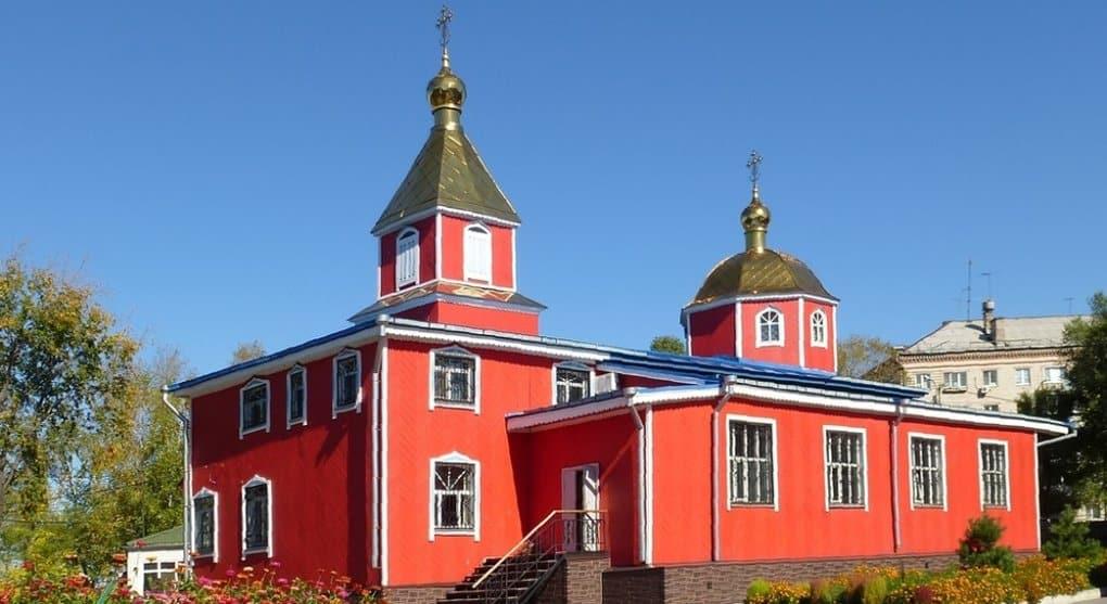 По старейшему храму Хабаровска можно совершить виртуальную экскурсию