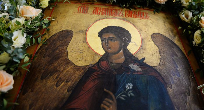 Церковь празднует Собор архангела Гавриила