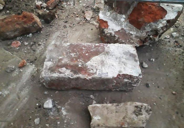 В Москве нашли архитектурный фрагмент, который мог принадлежать храму XVI века