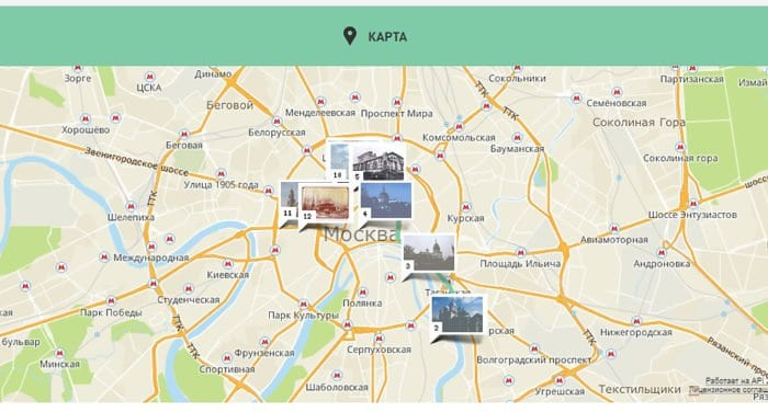 Создан виртуальный маршрут по монастырям и храмам древней Москвы