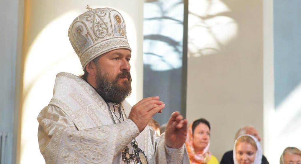 Митрополит Волоколамский Иларион рассказывает в Интернете о молитве